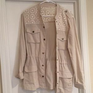 Mystree jacket from stitch fix